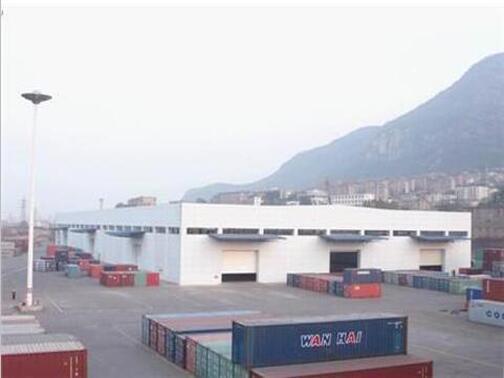 连云港港口国际石化仓储有限公司